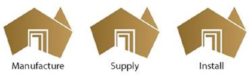 Manufacture Supply Install SA Product register logos