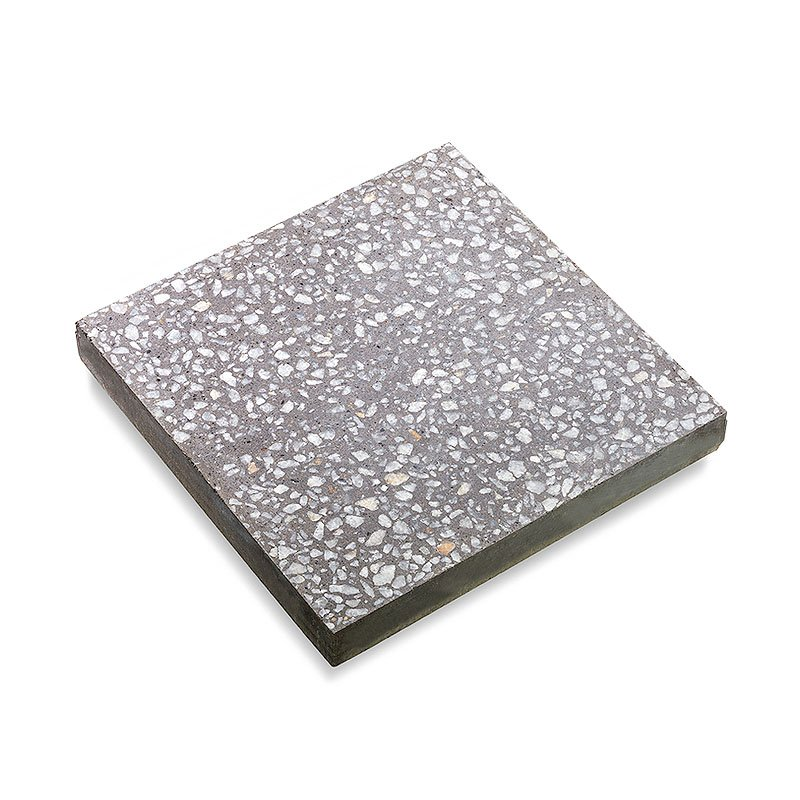 Terrazzo Tile 300 Series: 300 x 300 x 60 - Best Bricks & Pavers